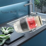 Carbon Kitchen Home Faucet Tap Water Clean Purifier Filter