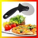 Stainless Steel Pizza Wheel Cutter Slicer