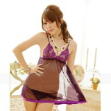 Babydoll w. G-string-2 Pc. Set