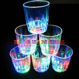 LED Flashing Plastic Tumbler-Set of 6