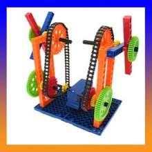 Dynamoelectric Building Blocks 185 Pcs