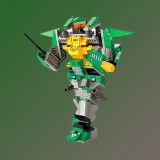 EMPERY KNIGHT GULIS 142pcs-Ages 8+