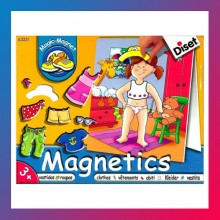 MAGNETICS MAGIC MAGNET CLOTHES