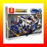1:24 SCALE - F1 MAINTENANCE 641 Pcs