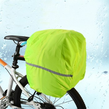 Bicycle Bag Waterproof Cover Riding Bike Backpack