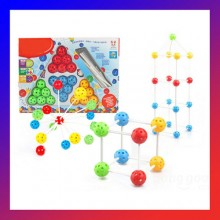 Inserted Bead Development Puzzle Toy
