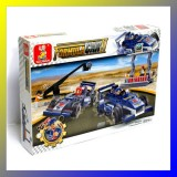 1:24 SCALE - F1 RACING DEPT 300 Pcs