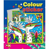 Colour by Sticker