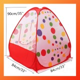 Children Portable Folding Play Tent