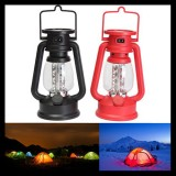 Portable 16 LED Rechargeable Fishing Camping Lamp
