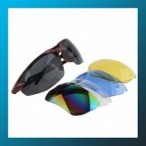 Polarized Cycling Sunglasses Bike UV Glasses