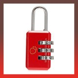 3 Digit Resetable Combination Luggage Lock