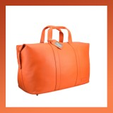 Orange-OVERNIGHT BAG-Fashion Weekender-Women