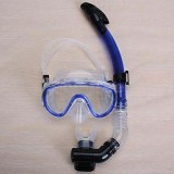 Swimming Accessories-SNORKLE SET