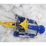 Children Skiing Board Snowmobile