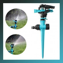360 Degree Adjustable Irrigation Sprinkler