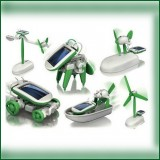 All New-Solar Robot Kits 6 in 1