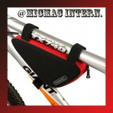 Cycling Bicycle Bike tube triangular bag Quick Release
