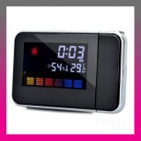 Digital LCD Alarm Calendar Weather Forecast Station